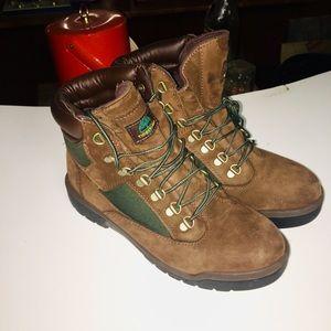 Timberland Field Boots size 9.5